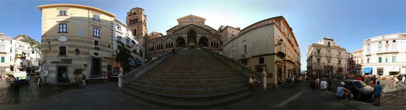 Amalfi_Piazza